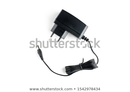 ac dc power supply adapter 5v stock photo © boroda