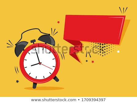 Time and deadlines Stock photo © Lightsource