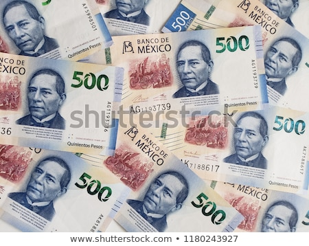 Mexican 500 Pesos Stock photo © javiercorrea15