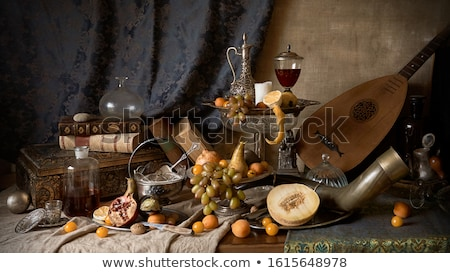 クリスマス · 静物 · シャンパン · 2 · 眼鏡 · 現在 - ストックフォト © grafvision