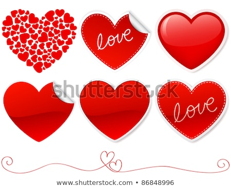 любви · себя · Знак · иллюстрация · дизайна · белый - Сток-фото © alexmillos