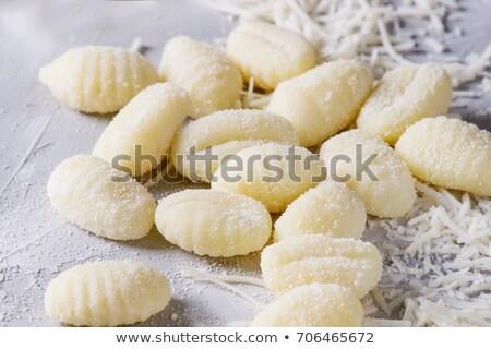 making fresh Italian potato gnocchi Stock photo © keko64