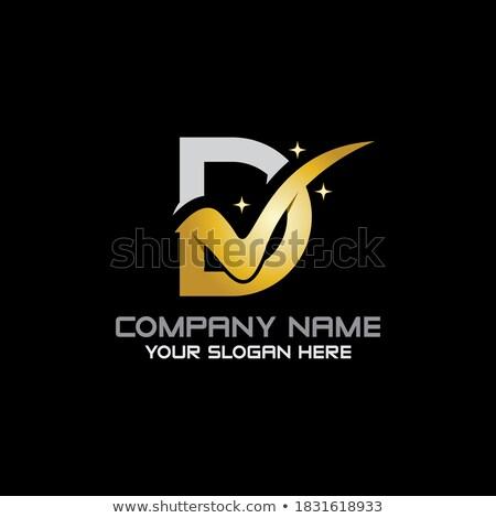 Vektör simgeler logo tasarımı şablon pozitif kavramlar Stok fotoğraf © thanawong