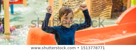 Long play and fun. Stock photo © Fisher
