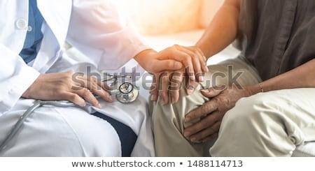 Diagnosis - Parkinsons Disease. Medical Concept. Stock photo © tashatuvango
