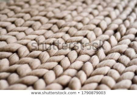 close up basket weave background stock photo © rekemp