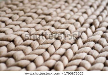 Close up basket weave background Stock photo © rekemp