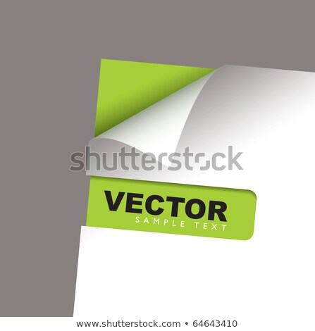 ノートブック · 緑 · 画像 · 孤立した · 白 · 画像 - ストックフォト © nicemonkey