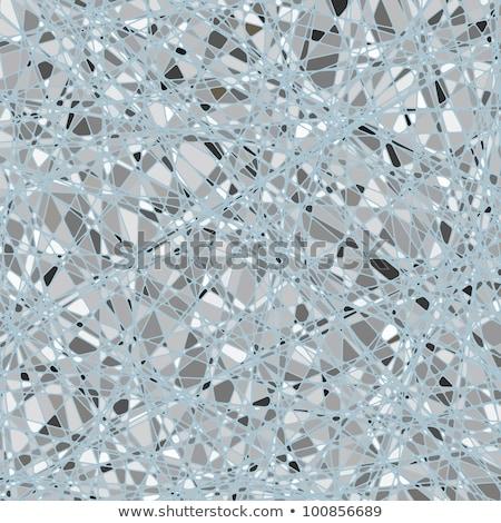 Streszczenie mozaiki eps wektora pliku tekstury Zdjęcia stock © beholdereye