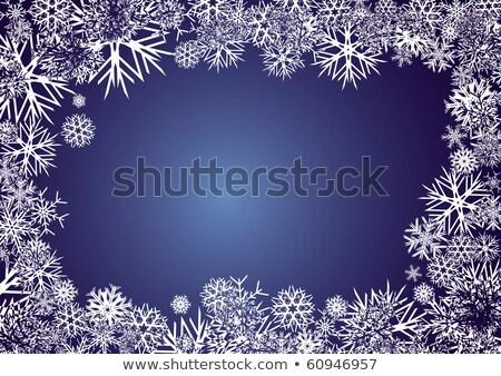 Imagine de stoc: Art Light Blue Christmas Background Holidays Background With Xm