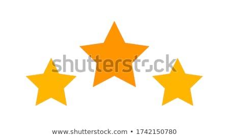 Bright pentagram Stock photo © blackmoon979