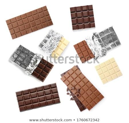 diverso · sapori · gelato · coppe · illustrazione · alimentare - foto d'archivio © bluering