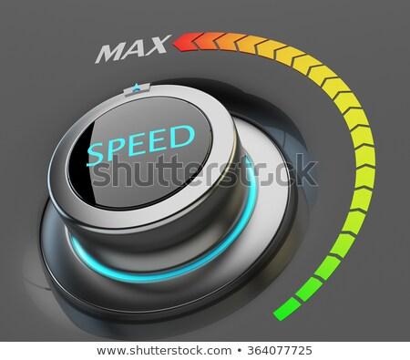 Improving Website Rank - Black Button. 3D. Stock photo © tashatuvango