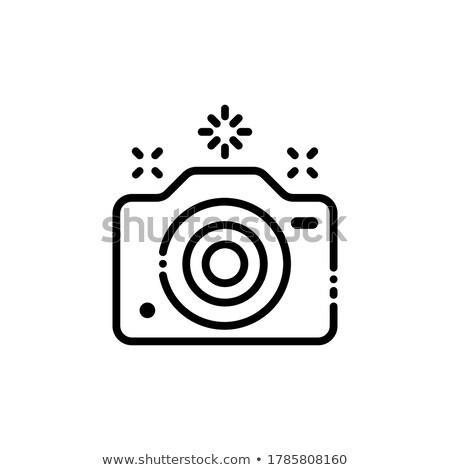 Ion - Pictogram on Digital Background. Stock photo © tashatuvango