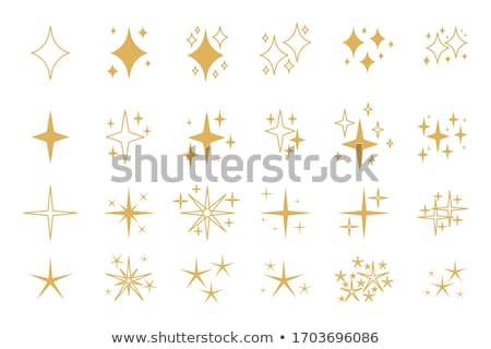 Zarif beyaz yakınlaştırma rays boş dizayn Stok fotoğraf © SArts