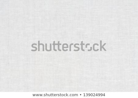 Zsákvászon szürke szövet textúra közelkép hátterek Stock fotó © Frankljr