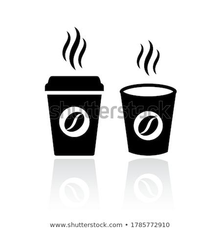 cup cofe Stock photo © Andriy-Solovyov