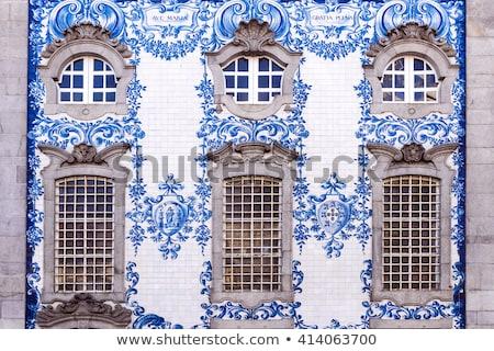 old city wall of Porto, Portugal Stock photo © neirfy