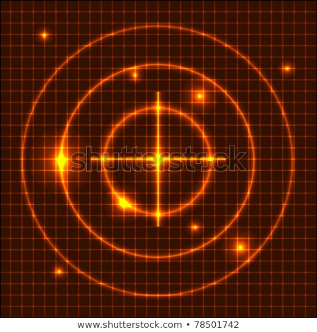 blank radar screen Stock photo © unkreatives