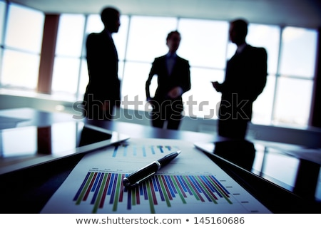 Concerned business associates Stock photo © photography33