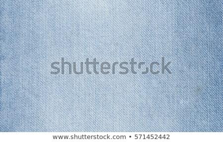 denim fabric texture   blue pocket stock photo © eldadcarin