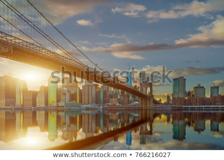 Queensboro Bridge, NYC. Stock photo © iofoto