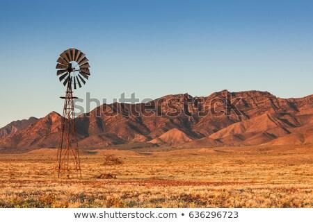 Flinders Ranges ストックフォト © kwest