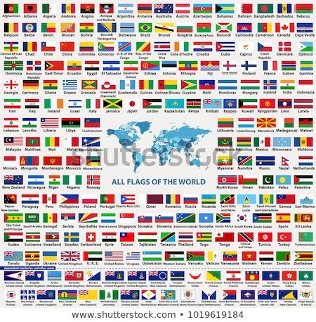 Verenigd Koninkrijk Bolivia vlaggen puzzel geïsoleerd witte Stockfoto © Istanbul2009