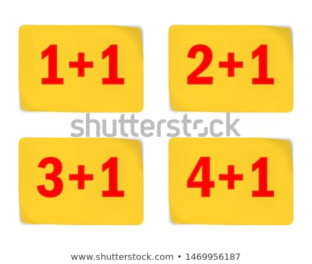 Get Bonus Yellow Vector Icon Design Stock photo © rizwanali3d