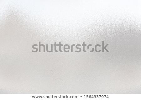 frosting on glass frosty pattern background stock photo © orensila