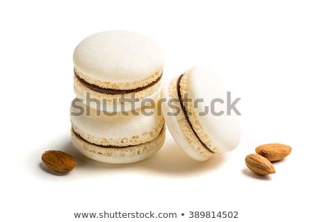 Almond macaroons Stock photo © Digifoodstock