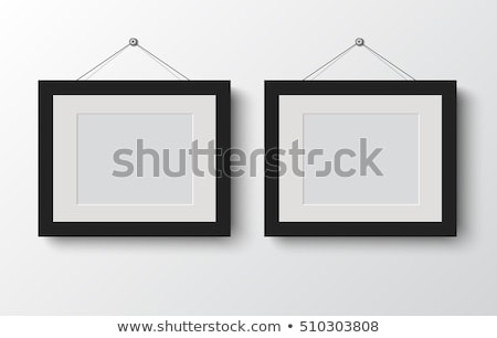 frames in the hall Stock photo © Paha_L