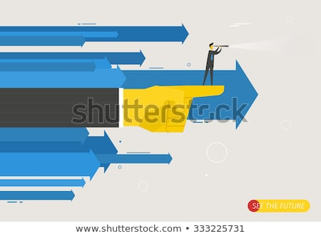 Planning For Future Success Stock photo © Lightsource