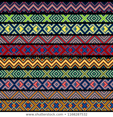 african beadwork stock photo © lienkie