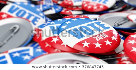 Election USA 2016 Stock photo © Oakozhan