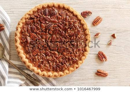 pecan pie Stock photo © M-studio