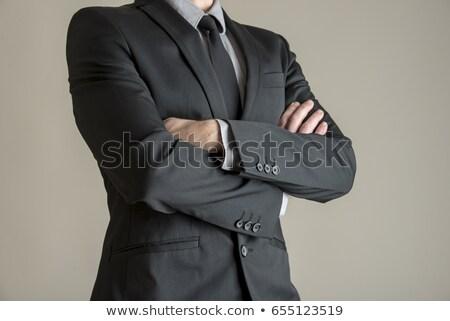 Masculina torso armas cuerpo grupo Foto stock © dtiberio