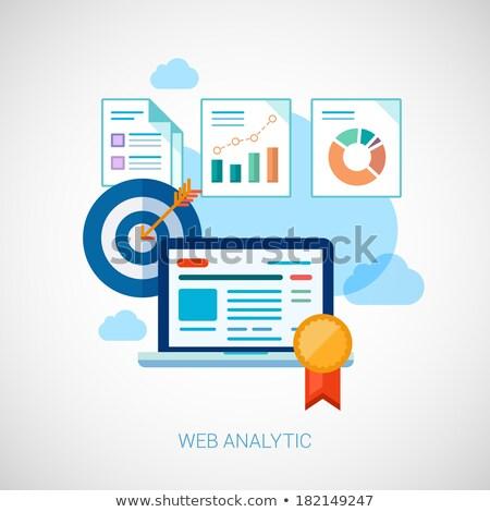 Cloud Computing Technology Concept on Clipboard. Stock photo © tashatuvango