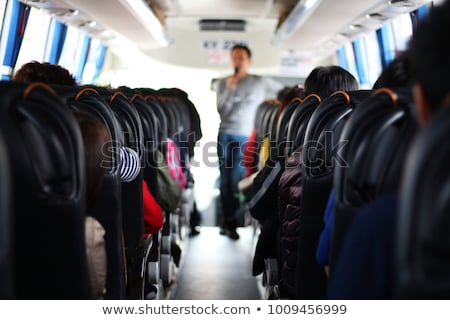 travel guide in car Stock photo © ssuaphoto