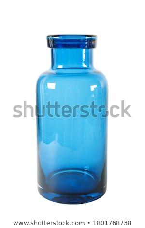 empty glass bottle stock photo © digifoodstock