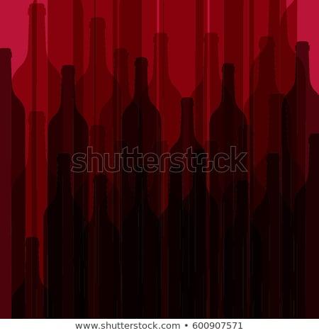 vermelho · sangue · veia · artéria · saúde - foto stock © m_pavlov