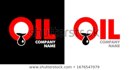 黒 赤 ロゴタイプ 手紙 にログイン アイコン ストックフォト © blaskorizov