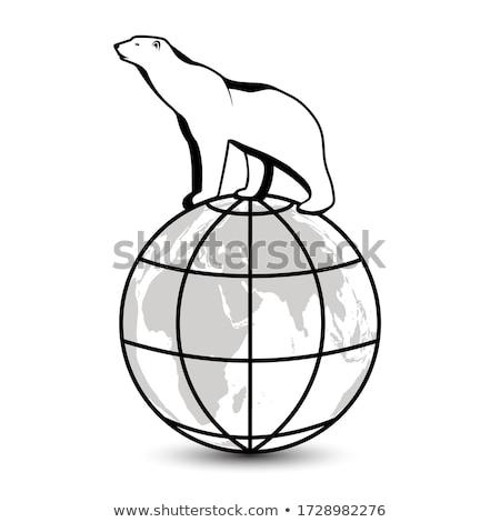 dier · schets · illustratie · natuur · achtergrond - stockfoto © colematt
