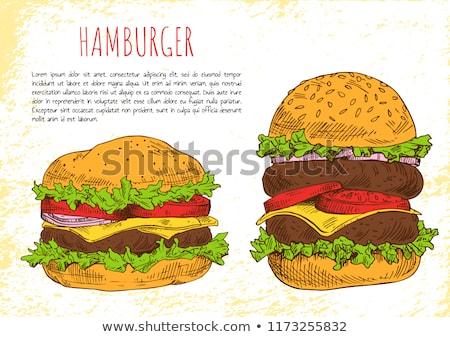 groot · brood · brood · witte · achtergrond · zwarte - stockfoto © robuart