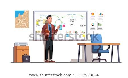Język · polityk · ludzi · seminarium · człowiek · grupy - zdjęcia stock © robuart