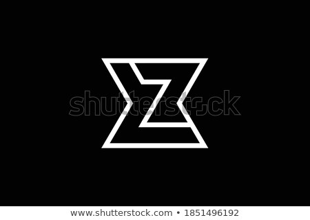 logo xz letter x z icon vector stock photo © blaskorizov