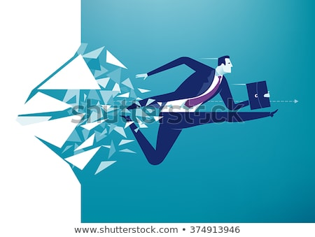 Motivation concept vector illustration. Zdjęcia stock © RAStudio
