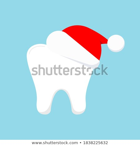 Stomatology Dentist Tooth Wash Vector Sign Icon Stock photo © pikepicture