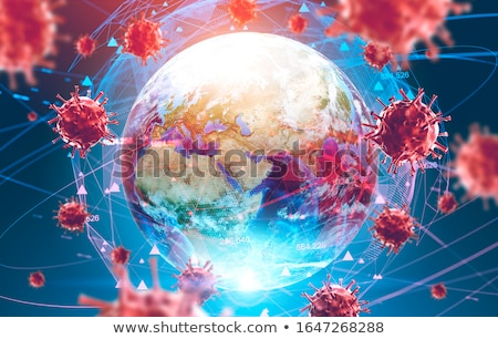 Global Virus Vaccine Stock photo © Lightsource