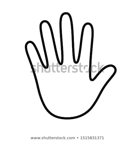 Human palm Stock photo © pressmaster